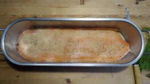 Rezept für Graved Lachs
