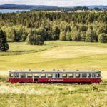 Artikel Inlandsbanan durch Schweden