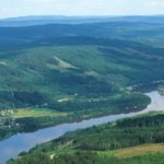 Floßfahren in Värmland