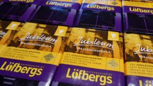 Schwedischer Kaffee von Löfbergs Lila