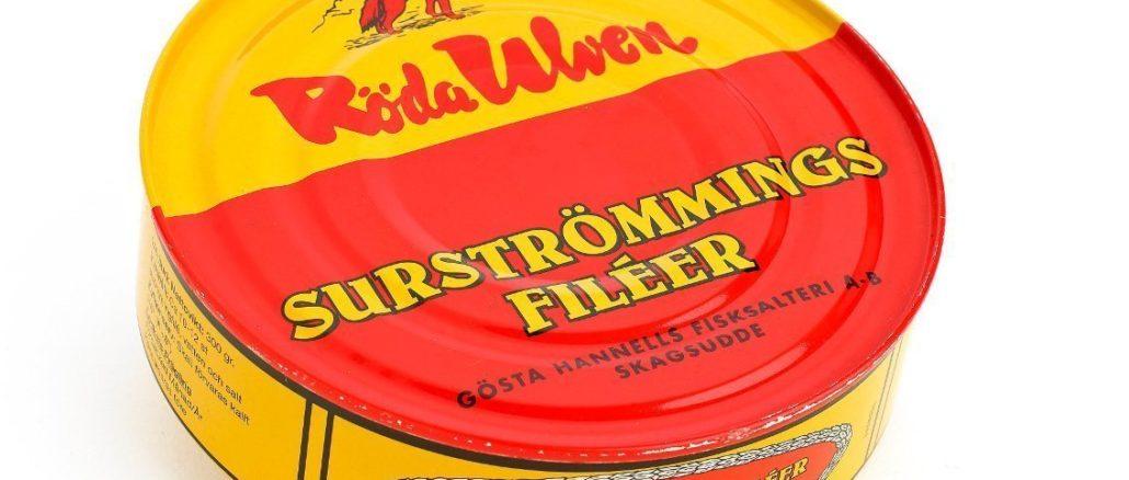 Surströmming Surströmmingdose