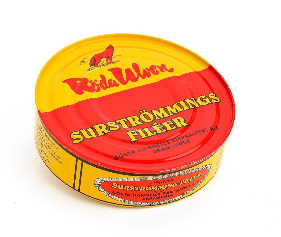 Surströmming Dose Röda Ulven