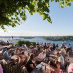 Stockholm Aussicht Soedermalm