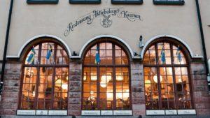 Stockholm Restaurant Kvarnen ©Staffan Eliasson