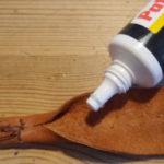 Zinndraht Armband Anleitung Verklebung Beginn