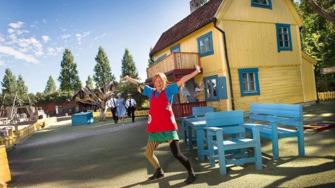 Astrid Lindgrens Welt Pippi Langstrumpf