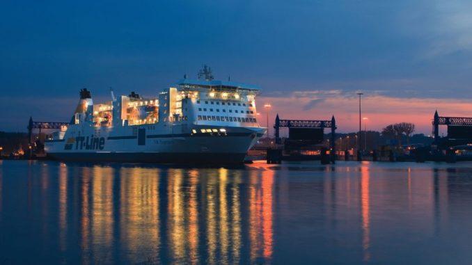 Fähren nach Schweden Nils Holgersson © TT-Line