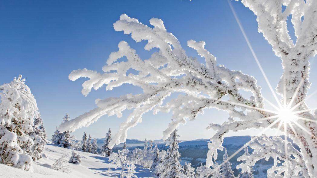 Åre im Winter