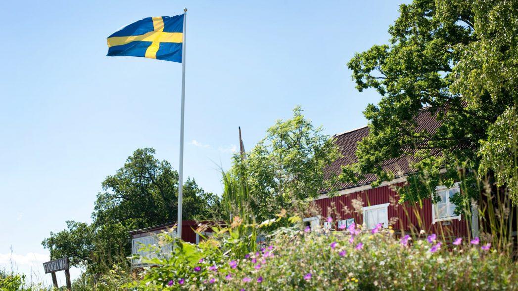 Ferienhaus Schären Finhamn