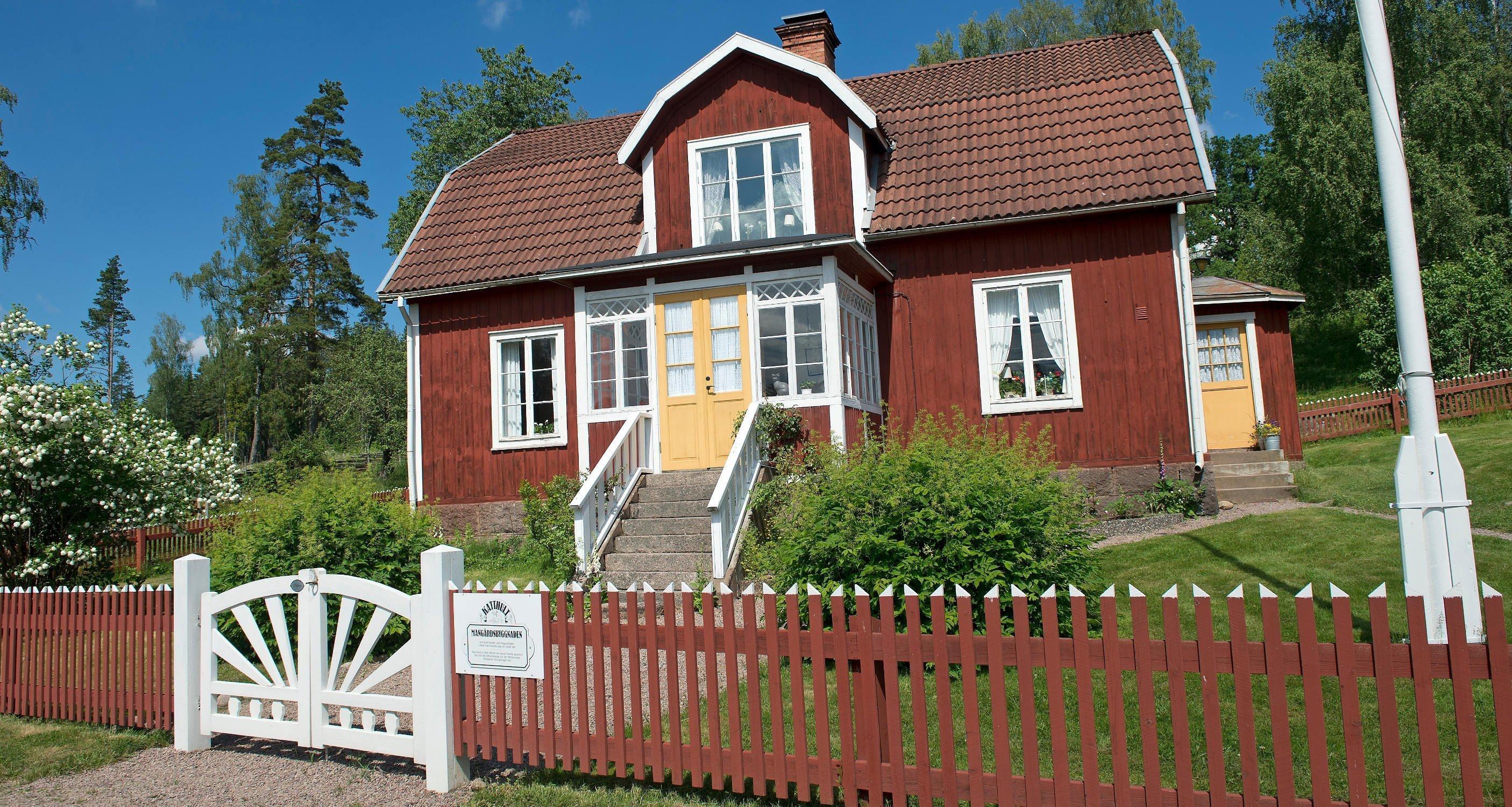 Katthult Småland