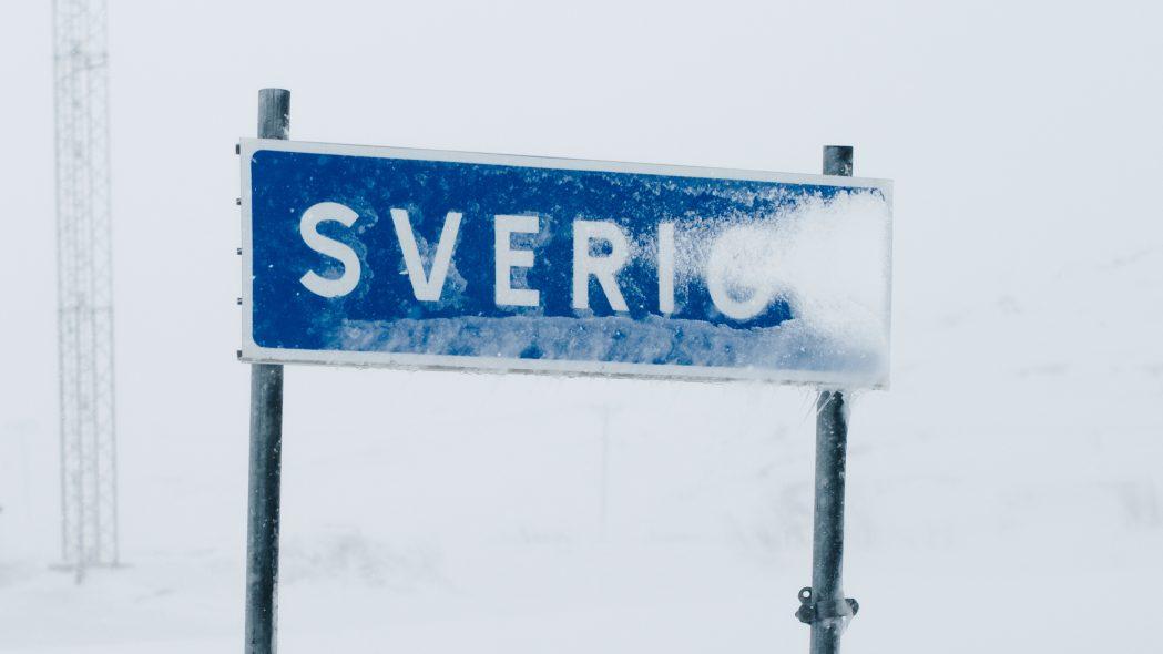 Eisangeln Schweden Winter ©helena_wahlman