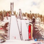 Ski WM 2015 Falun Ski-Sprungschanzen