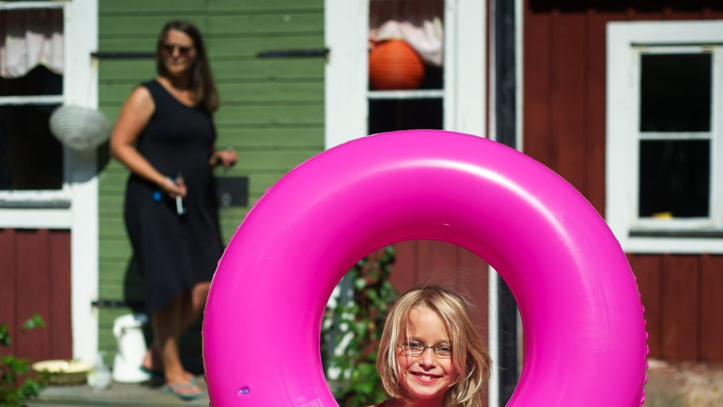 Sommer im Ferienhaus Schweden