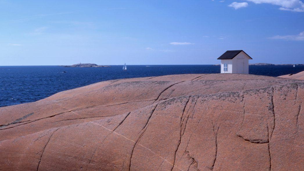 Strandhütte-Bohuslän