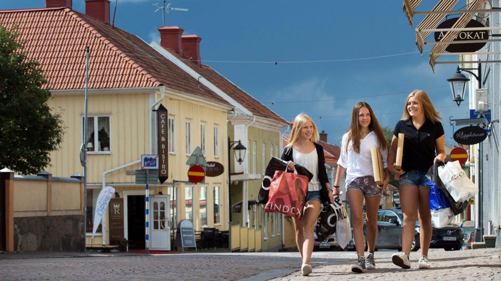 Vimmerby in Småland - Familienurlaub mit Astrid Lindgren