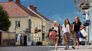 Vimmerby Zentrum Småland