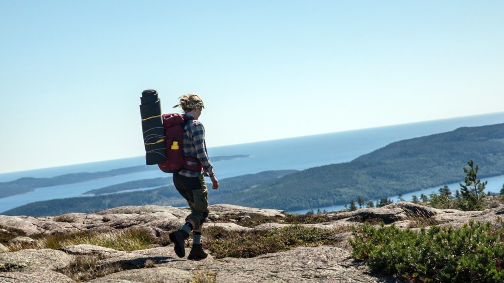 Wandern Schweden Höga Kust