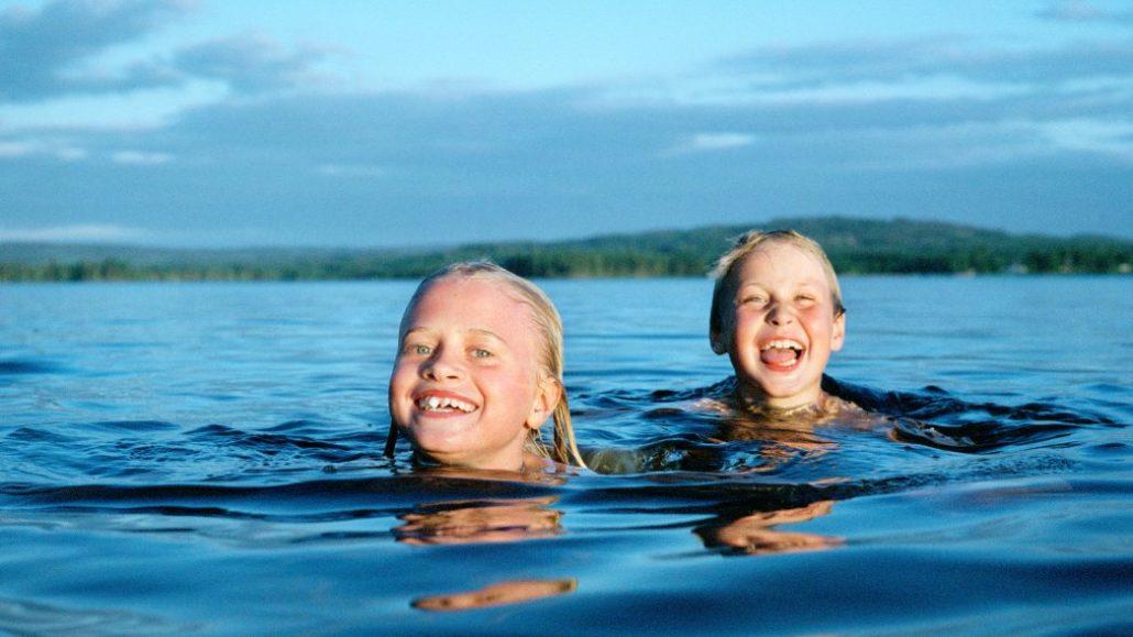 Urlaub am See in Schweden - Ferienhaus, Boot, baden