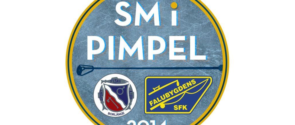 Eisangeln Schwedische Meisterschaft PimpelSM
