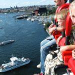 Erlebnispark Stockholm Familienurlaub © Gröna Lund