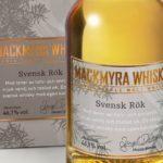 Mackmyra schwedischer Whisky Svensk Rök