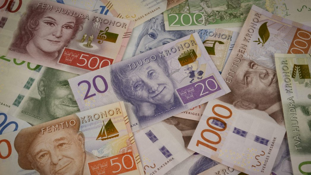 Schwedische Kronen Scheine Und Münzen Motive Und Münzen Ansehen