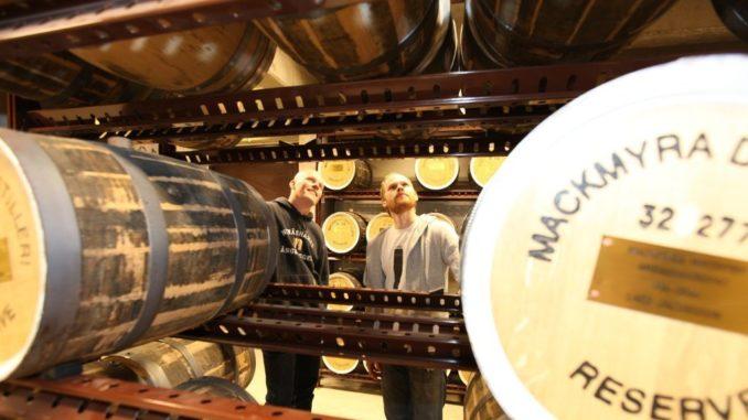 schwedischer Whisky Mackmyra