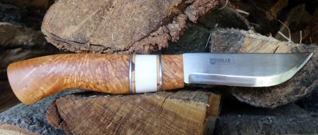 Messer machen Anleitung nordisches Messer