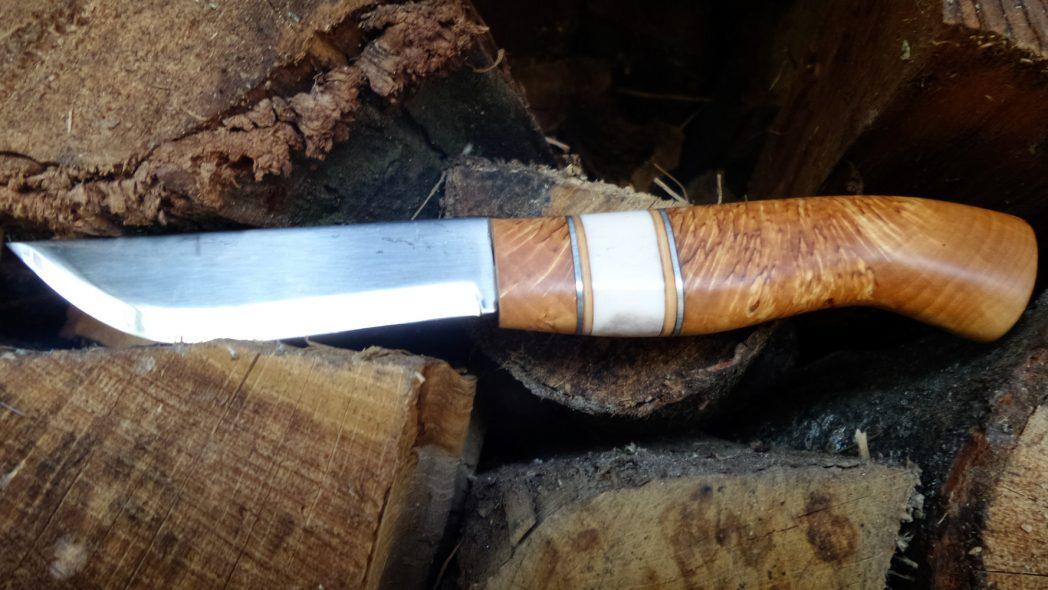 Helle Fjellmann Messer machen bauen Anleitung