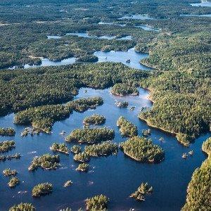 Schweden Urlaub am See