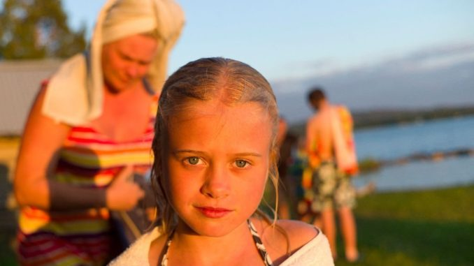 Urlaub am See Schweden