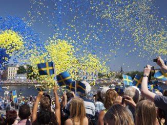 Nationalfeiertag Schweden