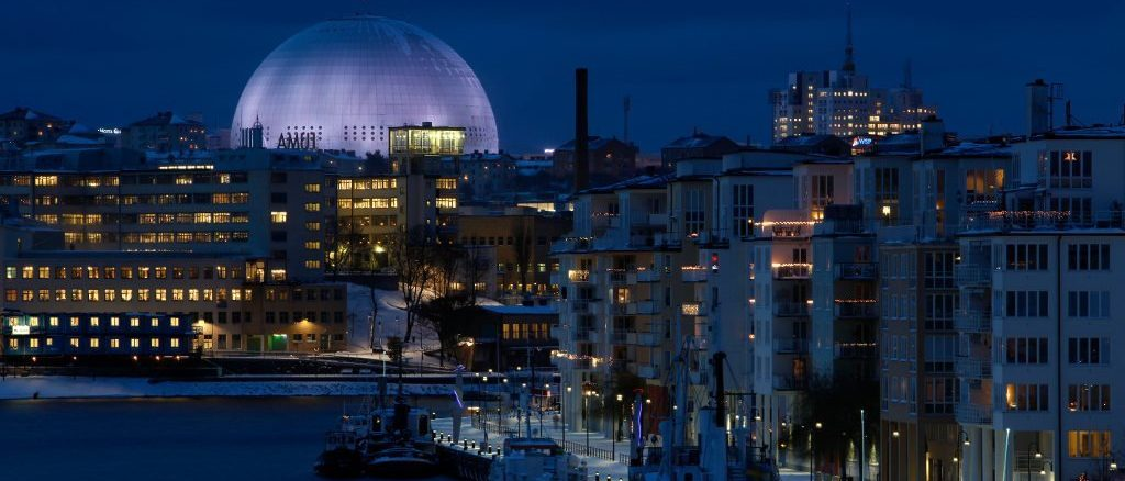 ESC 2016 in Stockholm