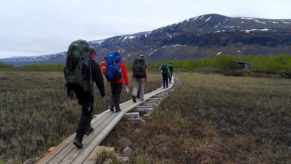 Outdoor Küche Wandern : Wandern in schweden trecking wanderwege und tipps