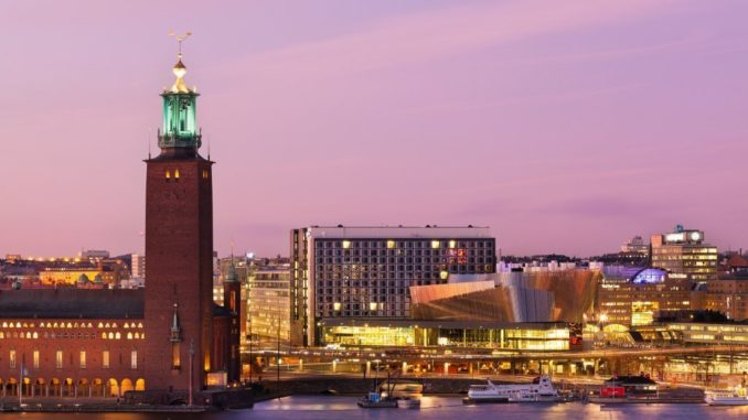 stockholm wetter 7 tage