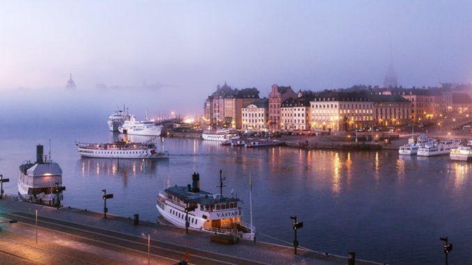 Grand Hotel Stockholm Aussicht
