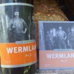 Bieretikett Wermlands Ale Systembolaget