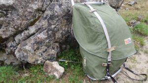 Fjällräven Vintage Rucksack retro