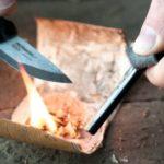 Feuer machen ohne Streichhölzer