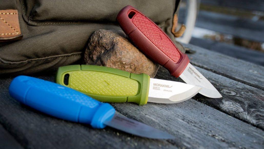 neck knife von mora messer kleines outdoor messer im test kein shop. Black Bedroom Furniture Sets. Home Design Ideas