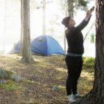 Artikel Zelten in Schweden