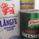 Artikel schwedische Lebensmittel kaufen