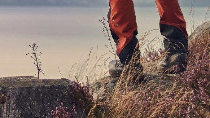 schwedische Wanderschuhe Lundhags