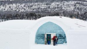 Eishotel Jukkasjärvi