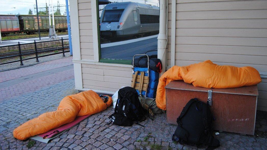 Inlandsbanan Östersund