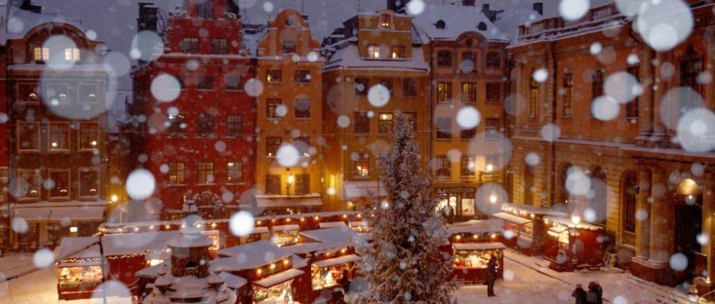 Weihnachtsmarkt Stockholm Altstadt