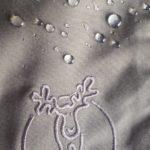 Elkline Beheizt gewachste Winterhose hält Regen ab
