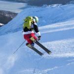 Skifahren Åreskutan