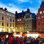 Weihnachtsmarkt Schweden
