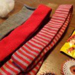 Weihnachtstomte Bastelmaterial